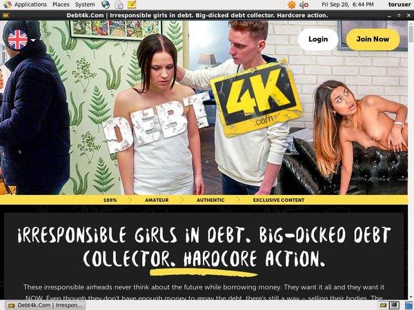 Debt 4K Hd Porn