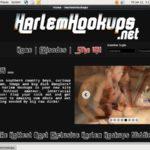 Harlem Hookups Passwords 2018