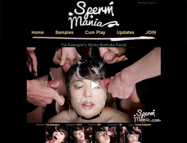 Sperm Mania Free Premium Passwords