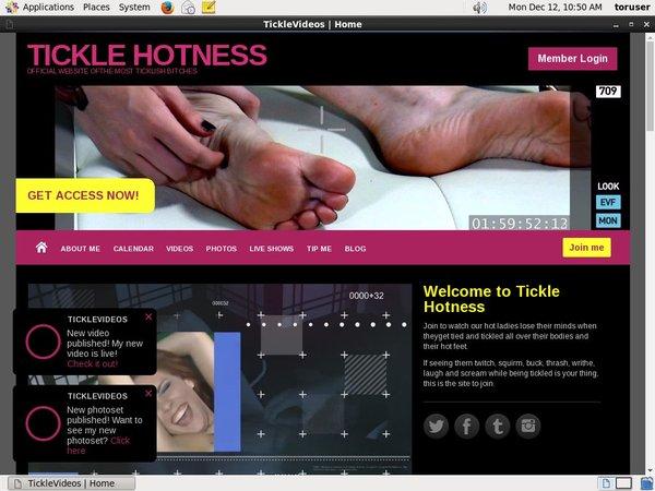 TickleVideos Access