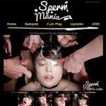 Sperm Mania Newest