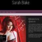Sarahblake.com Free Trial Memberships