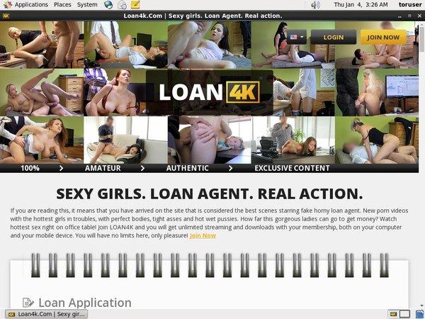Free Loan4k Login