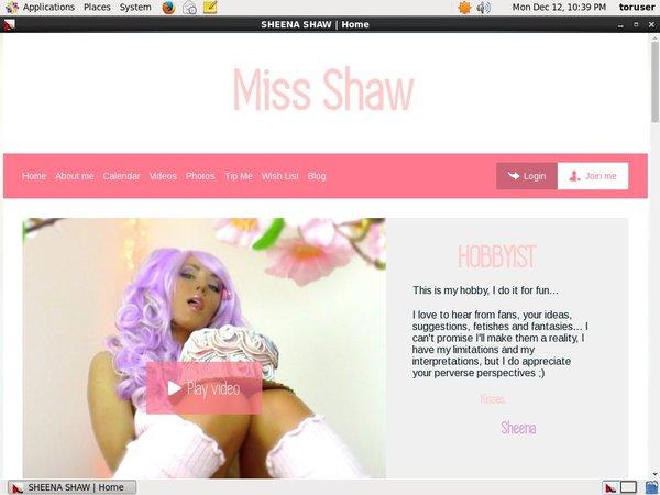 Sheenashaw.com Izle