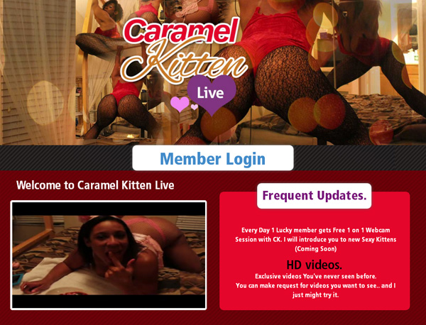 Caramelkittenlive Free Collection