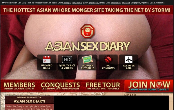 Free Premium Asiansexdiary