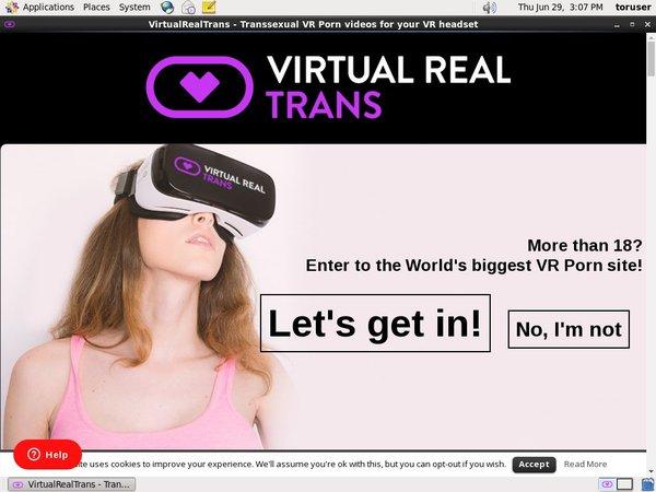 Trans Real Virtual Account