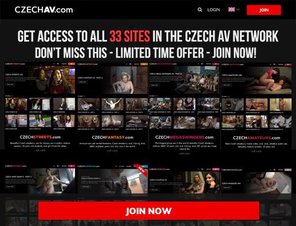 Czechav.com Porn Pass