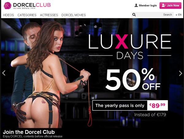 Dorcelclub Preview