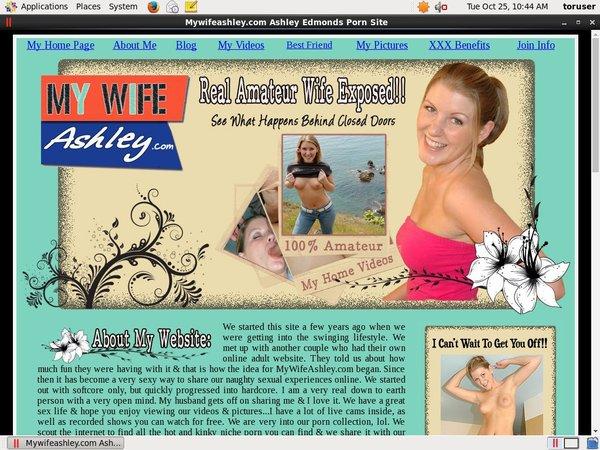 Free My Wife Ashley Full