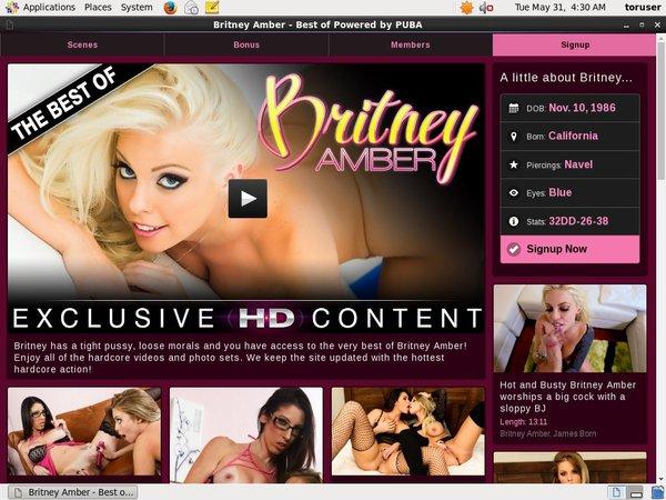 Amber Britney Free